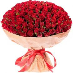 "Bouquet ""151 Red roses"""