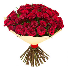 "Bouquet ""51 Red rose"""
