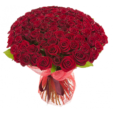 "Bouquet ""101 Red rose"""