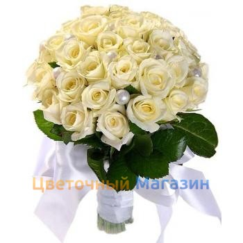 "Wedding Bouquet ""White wedding"""