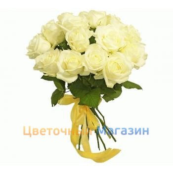 "Bouquet ""15 White Rose"""